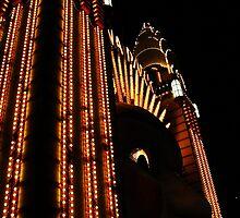 Entrance - Sydney Luna Park. by lu138