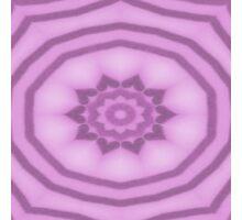 Pink Neon Photographic Print