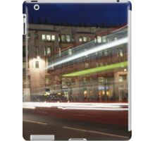 Outside St. Pauls Cathedral, London, England iPad Case/Skin