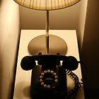 Ciff Hotel, Telephone, San Francisco by Brad Starks