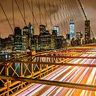 BROOKLYN BRIDGE  by Scott  d'Almeida