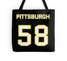 Pittsburgh Football (I) Tote Bag