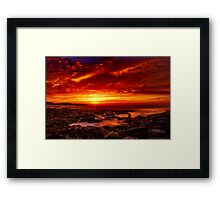 """Surrender' Framed Print"