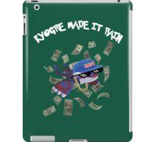 Kyogre Made It Rain iPad Case/Skin