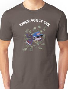 Kyogre Made It Rain Unisex T-Shirt