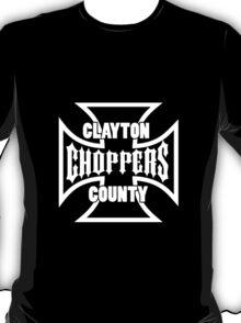 Clayton County Choppers T-Shirt