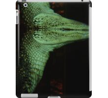 Gator Abstract iPad Case/Skin