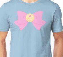 Pastel Sailor Moon Locket with bow Unisex T-Shirt