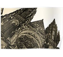 St. Vitus Cathedral Poster