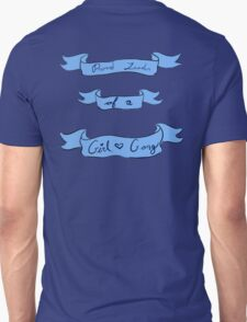 Girl Gang- In Blue T-Shirt