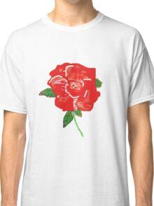 RED ROSE  T SHIRT Classic T-Shirt