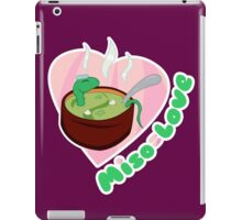Miso Fruit iPad Case/Skin
