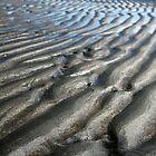 Sandy patterns  by Andrew Bennett