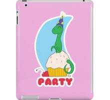 Party Cupcake Fruit iPad Case/Skin