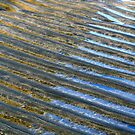 sandy patterns 4 by Andrew Bennett