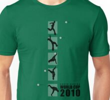 South Africa World Cup 2010 Flash Kick Tee (with text) Tee Unisex T-Shirt