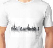 Chicago Illinois Skyline Unisex T-Shirt