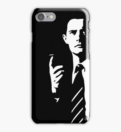 Dale Cooper iPhone Case/Skin