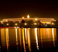 Parliament of India by indianbsakthi