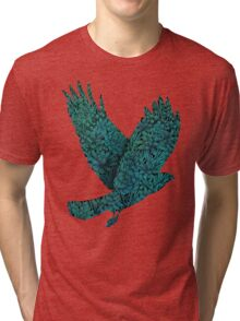 Blue bird Tri-blend T-Shirt