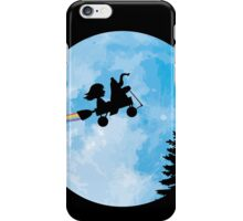 Taking Her to the Moon iPhone Case/Skin