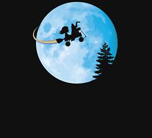 Taking Her to the Moon Unisex T-Shirt