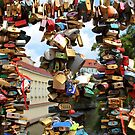 Love Locks by Paula Bielnicka