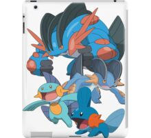 mudkip's family iPad Case/Skin