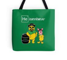 Heisenbear and Pigman Tote Bag