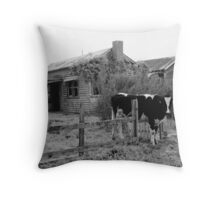 Though the Gate Throw Pillow