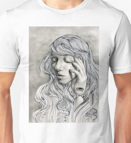 Cassandra's Sorrow  Unisex T-Shirt