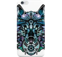Snow Wolf iPhone Case/Skin