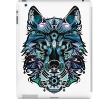 Snow Wolf iPad Case/Skin