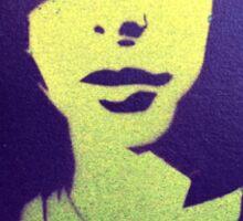 Shady Lady #2 Sticker