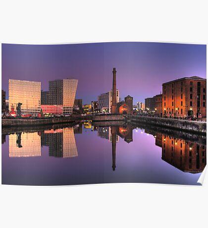 Pumphouse Liverpool Poster