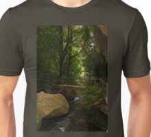 Leura Cascade Crossing Bridge Unisex T-Shirt