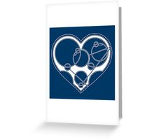 Say It With Gallifreyan Greeting Card