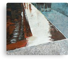 Angle of Continuation Canvas Print