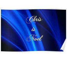 Chris is Noel 01 Poster