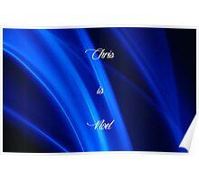 Chris is Noel 02 Poster