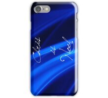 Chris is Noel 03 iPhone Case/Skin
