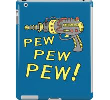 Pew Pew Pew iPad Case/Skin