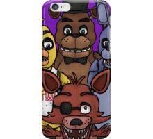 FNAF 1 iPhone Case/Skin