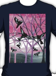 Winter in Central Park T-Shirt