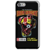 The Iron Knight iPhone Case/Skin