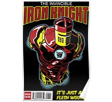 The Iron Knight Poster