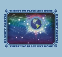 No Place Like Home Tee by Jan Landers