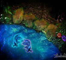 Fishy Love by anatunkia