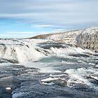 Gullfoss, Iceland by Francesco Carucci
