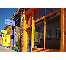 Down on Yankee Street - Silver City, NM Photographic Print